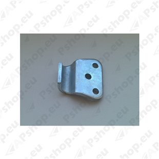 Hook for trailer latch curved