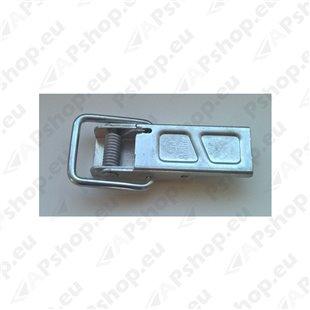 Lock without keyhole