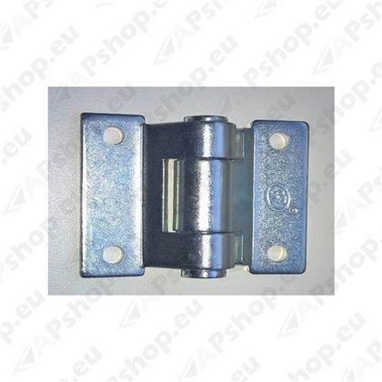 Galvanized hinge ZW-02.40