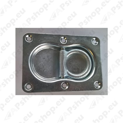 Lashing eye, two-sided, built-in, up to1000 kg