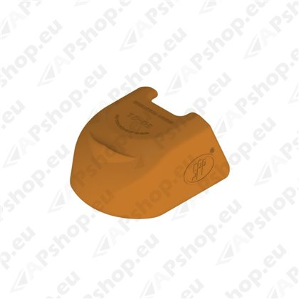 Rubber coupling protection