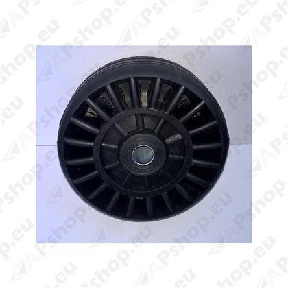 Wheel rubber 195x75 mm