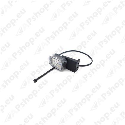 SPP White parking light LED 12V 31-6369-087