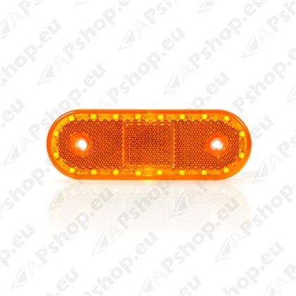 SPP Yellow parking light LED ellipse 534