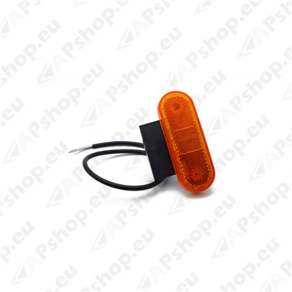 SPP Kollane gabariit LED plastikkinnitusega (ring valgustus) 534Z