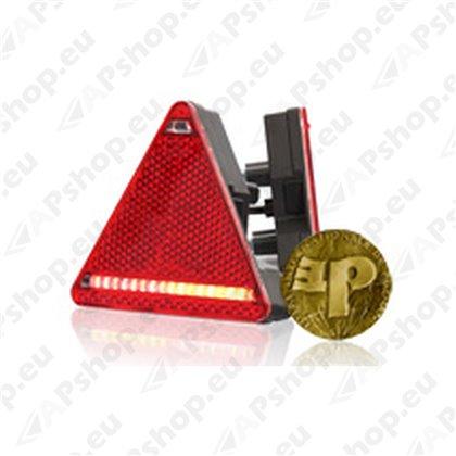 SPP Multifunctional rear lamp (right) LED fog 328