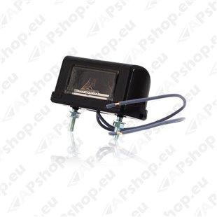 SPP Licence plate light (bulb included) 165