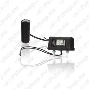 SPP Licence plate light LED small 244
