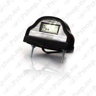 SPP Licence plate light LED 408