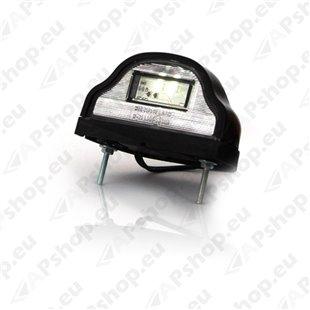 SPP Licence plate light LED 408