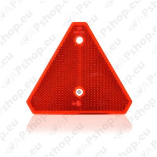 SPP Reflector, triangle red 839