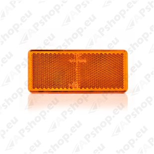 SPP Reflector yellow (with adhesive tape) 850