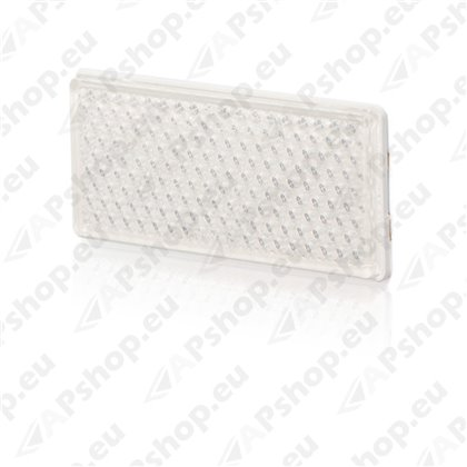 SPP Reflector white (with adhesive tape) 49P