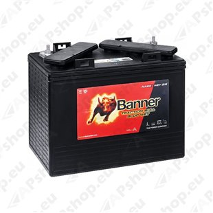 BANNER TRACTION BULL BLOC DC1275 12V 120AH 329X181X279