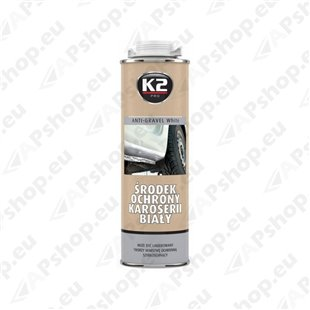 K2 ANTI-GRAVEL WHITE KIVIKAITSE VALGE 1L
