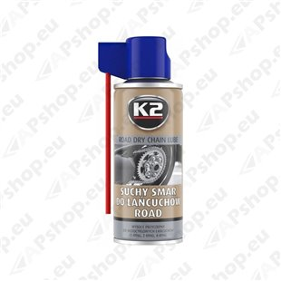 K2 ROAD DRY CHAIN LUBE KETIMÄÄRE 400ML/AE