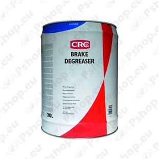 CRC BRAKE DEGREASER PIDURIPUHASTUS 20L