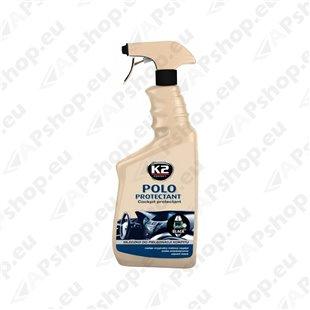 K2 POLO PROTECTANT BLACK MATT SALONGIHOOLDUSVAHEND 770ML/PIHUSTI