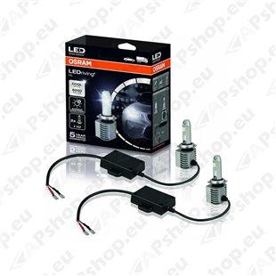 12V/24V H7 LED PIRNIDE KOMPLEKT 14W PX26D 6000K GEN.2 2TK OSRAM