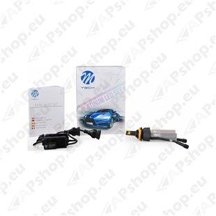 12V/24V H11 LED PIRNIDE KOMPLEKT 20/30W PGJ19-2 5700K 5200LM 2TK (OSRAM) M-TECH