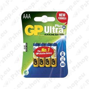 PATAREI GP AAA/LR03 4TK ULTRA PLUS
