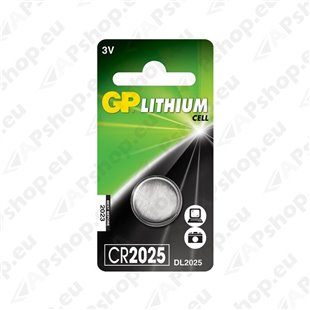 PATAREI GP CR2025 3V 1TK IP