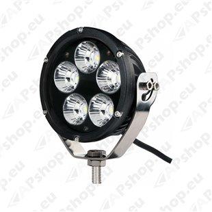 KAUGTULI LED 50W 10-30V 3500LM 110X110X64MM (CREE LED) M-TECH