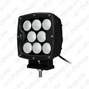 KAUGTULI LED 80W 10-30V 5600LM 130X130X75.5MM (CREE LED) M-TECH