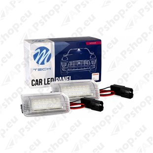SALONGITULI LED TOYOTA. LEXUS CANBUS 2TK M-TECH