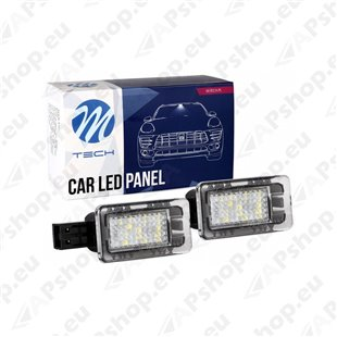 SALONGITULI LED VOLVO CANBUS 2TK M-TECH