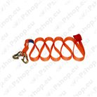 Towing ropes, towing belts, hoisting slings