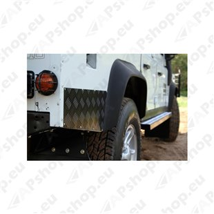 Front Runner Land Rover Defender 90 Sill Protector / Black BPLD013