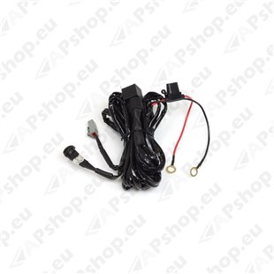Front Runner Single LED Wiring Harness with ATP Plug ECOM103