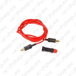 Front Runner 3M/10' Extension Cord with 12V/24V Socket Adapter ECOM195