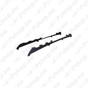 Front Runner Ford Everest (2015–Current) Foot Rails FAFE001
