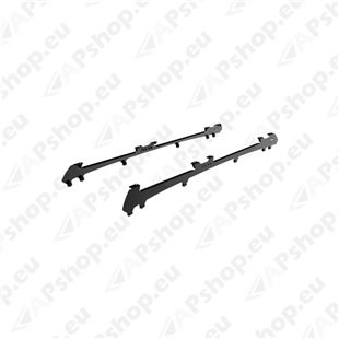 Front Runner Isuzu MU-X (2017-Current) Foot Rails FAIM001