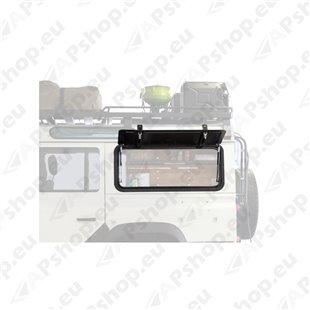Front Runner Land Rover Defender Gullwing Window / Aluminium GWLD009
