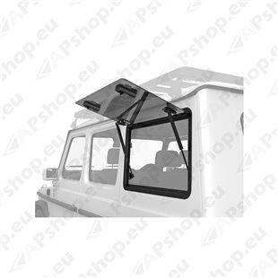 Front Runner Mercedes Benz G-wagen Gullwing / LH Side Glass GWMG001