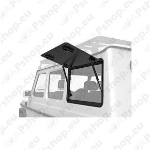 Front Runner Mercedes G-wagon Gullwing Window LH Side Alu GWMG003