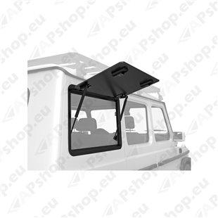 Front Runner Mercedes G-wagon Gullwing Window RH Side Alu GWMG004