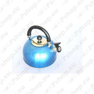 Front Runner Whistling Kettle (2.5l) / Sainless Steel KITC022