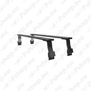 Front Runner Mercedes G-wagon Load Bar Kit / Gutter Mount KRGW007