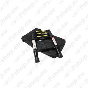 Front Runner Telescopic Ladder/ Black LADD010