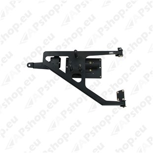 Front Runner Land Rover Defender Pick Up/DC Spare Wheel Carrier RBLD004