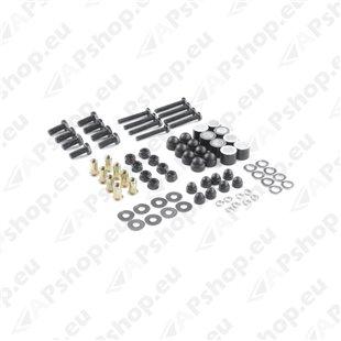 Front Runner Toyota Hilux (2005-2015) Foot Rail Install Kit RRAC920