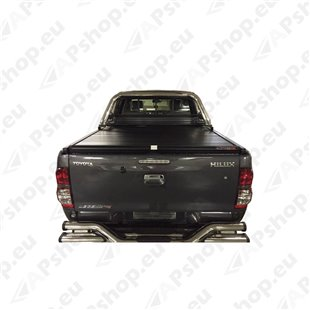 Front Runner Toyota Hilux Vigo DC (2007-2015) Load Bed Cover RTOP002