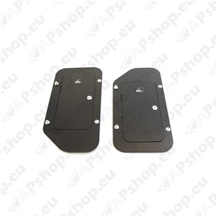 Front Runner Toyota Hilux Xtra Cab (2012) Double Rear Seat Safe SAFE007