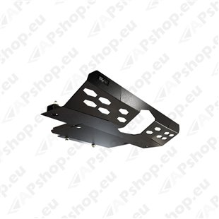 Front Runner Land Rover Discovery LR4 (2013-Current) Sump Guard SGLD009