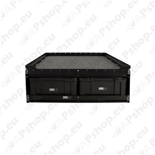 Front Runner 6 Cub Box Drawer w/ Cargo Sliding Top SSAM012