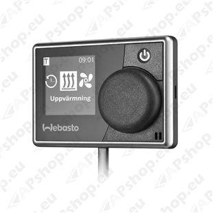 Webasto W9030025D Juhtseade MultiControl HD taimer W-Bus 12/24V EI SOBI TT EVO